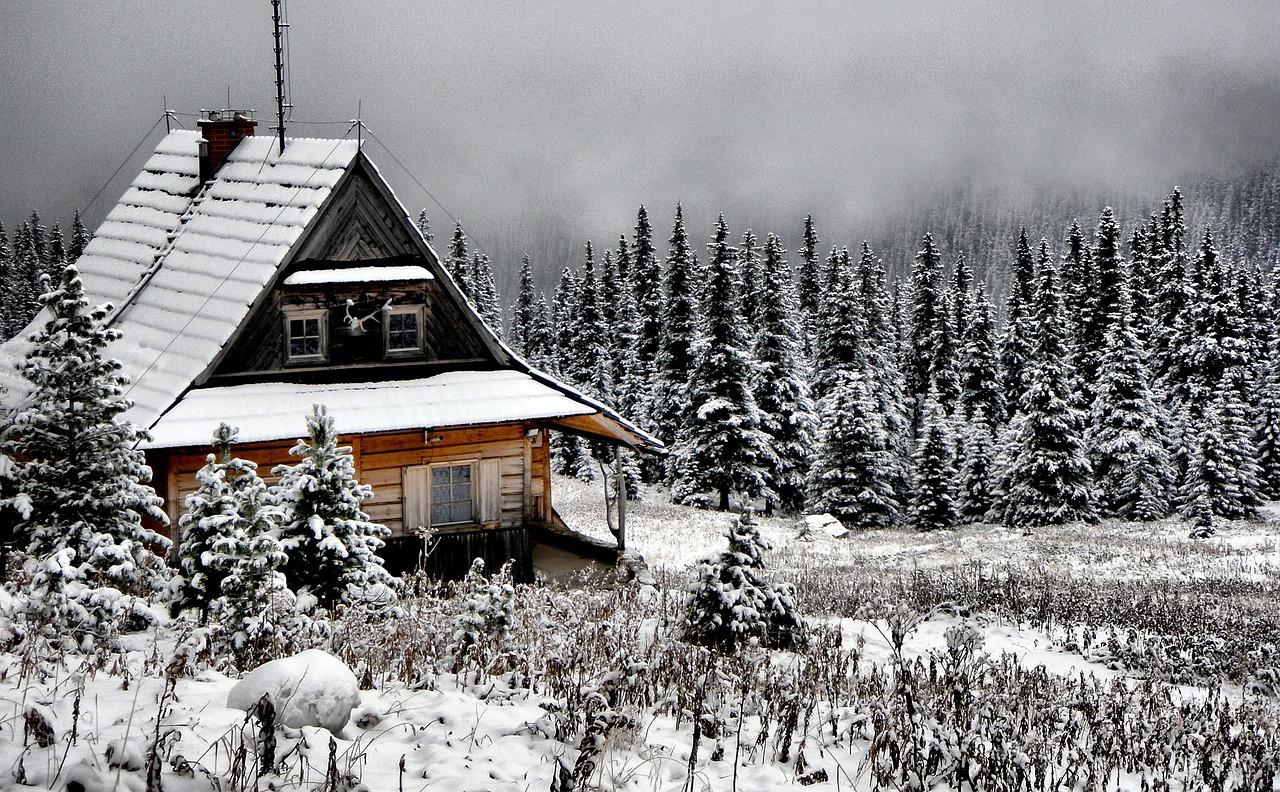 maison-neige